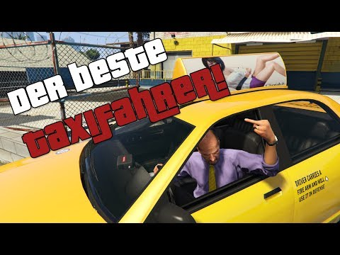 Bewerbungsgespräche im Taxi! - GTA 5 Roleplay (GVMP Server)