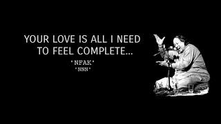 Woh Bhi Apne Na Hue | Nusrat Fateh Ali Khan |
