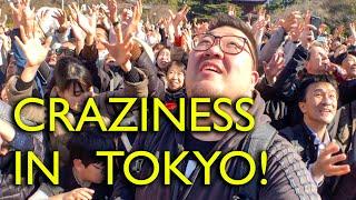 067 - Japan 2019 Tokyo Day 4 - CRAZY DAY IN TOKYO
