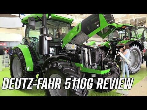 Deutz Fahr 5110G Review