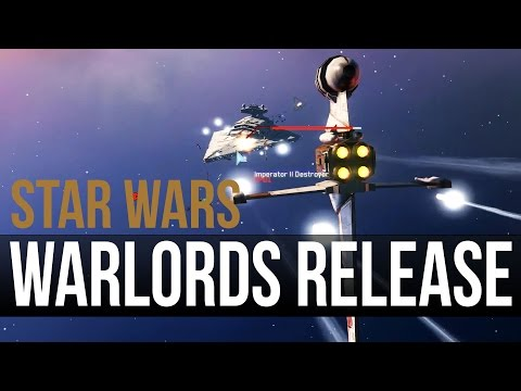 Star Wars Warlords - New Release! Star Destroyers Incoming!!!