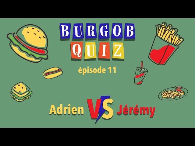 Burgob Quiz #11