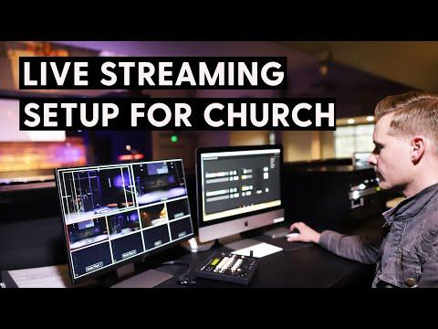 Worship Tech Tour