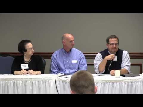 University Advisors Panel - Academic and Business Leaders Symposium