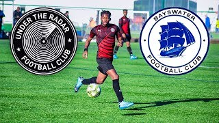 THE BAYSWATER RIVALRY CONTINUES! - Under The Radar FC (Sunday League)
