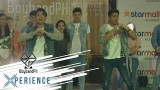 #BoybandPHXLove BoybandPH shows of their dance moves