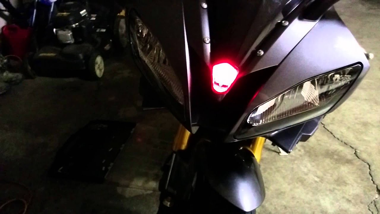07 R6 Pilot Light Replacement Youtube