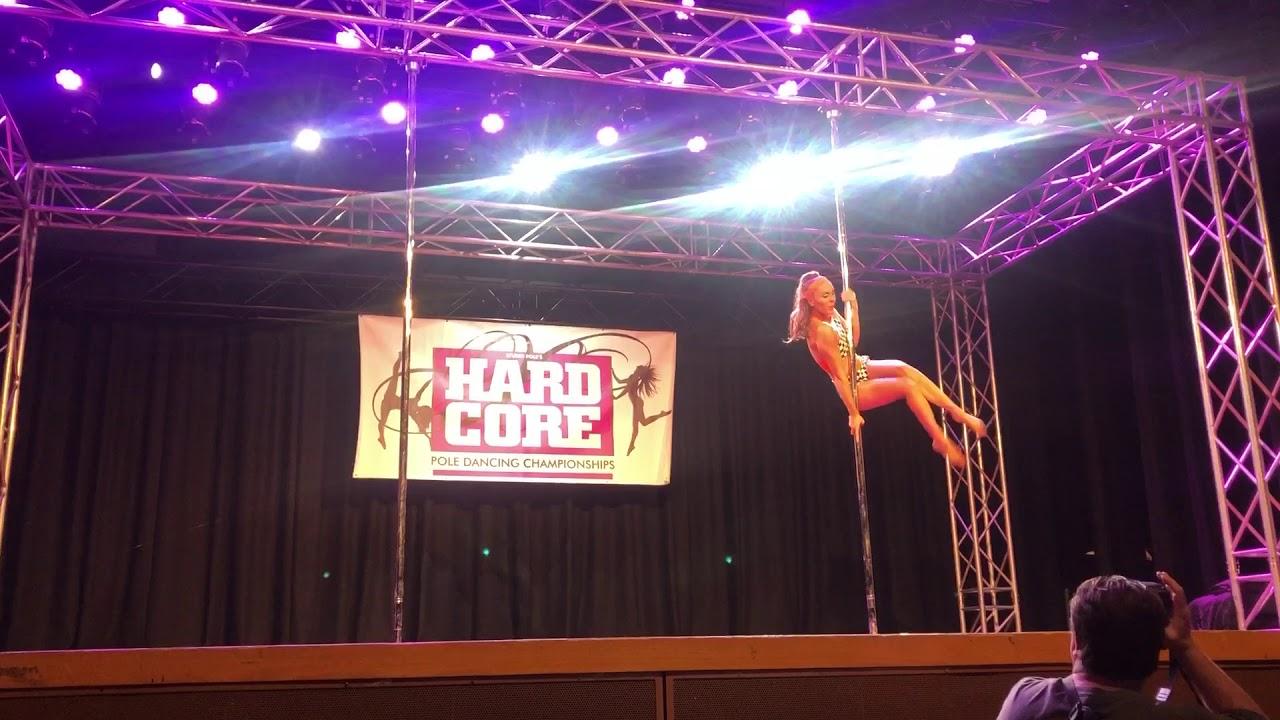 hardcore pole