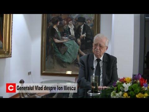 Generalul Vlad despre Ion Iliescu