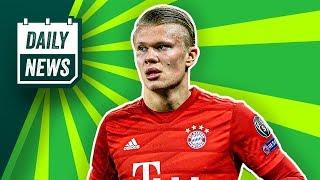 Erling Braut Haaland und Ousmane Dembélé zum FC Bayern? Arsène Wenger hat einen neuen Job!