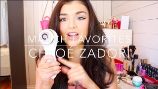 March Favorites: Makeup, Skin Care, Perfume | Chloé Zadori