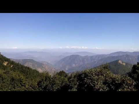 Himalayan Mountains Darshan Nainital