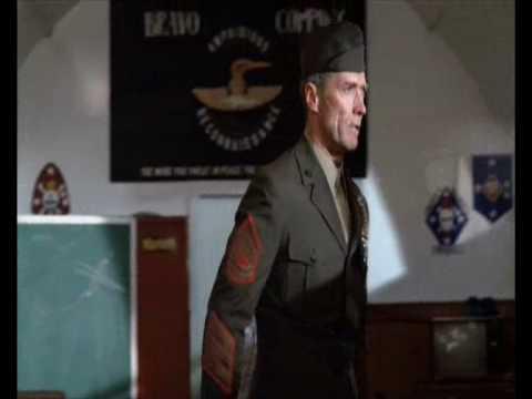 O sarxento de ferro - O voso pelexo é meu