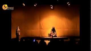 PUISI BERANTAI-Pentas Akhir Periode (PARADE) UKM Seni UNM 2012