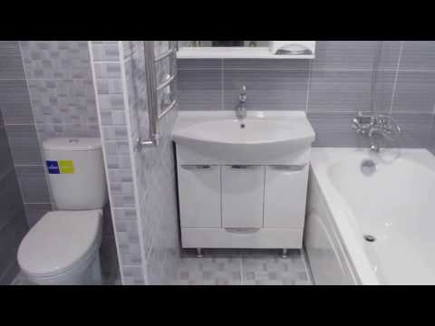 Ванная комната в частном доме.г.Брянск.