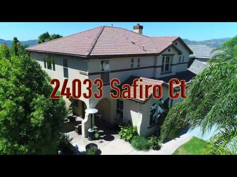 24033 Safiro Ct, Wildomar (4K VIDEO)