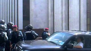 Беркут біля Українського дому (3)