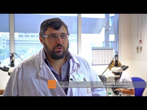 """Génétique - Emission """"Votre Santé"""" sur TLM"""