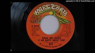 "Motown: XIT ""Nihaa Shil Hozho (I Am Happy About You)"" Rare Earth 5044 Apr 1972"