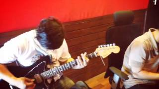 SiBoi Recording Guitar Session Tuti Tina dan Tini..