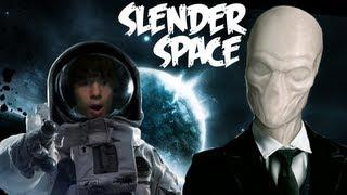 SLENDER NELLO SPAZIO!!! O__O - Slender Space - Indie Horror [in Webcam LIVE]