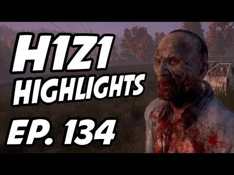 H1Z1: King of the Kill Daily Highlights |...