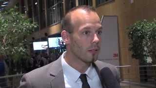 GMDS-Tagung 2015 Krefeld – Interview Prof. Dr. Bernhard Breil, Hochschule Niederrhein
