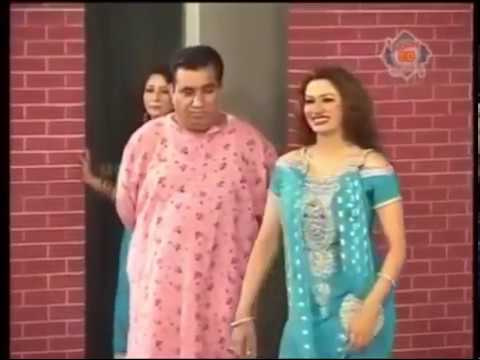 [ DIRTY JOKES ] By Nasir Chinioti With Saima, Most Funniest Pakistani Punjabi Stage Drama 2015