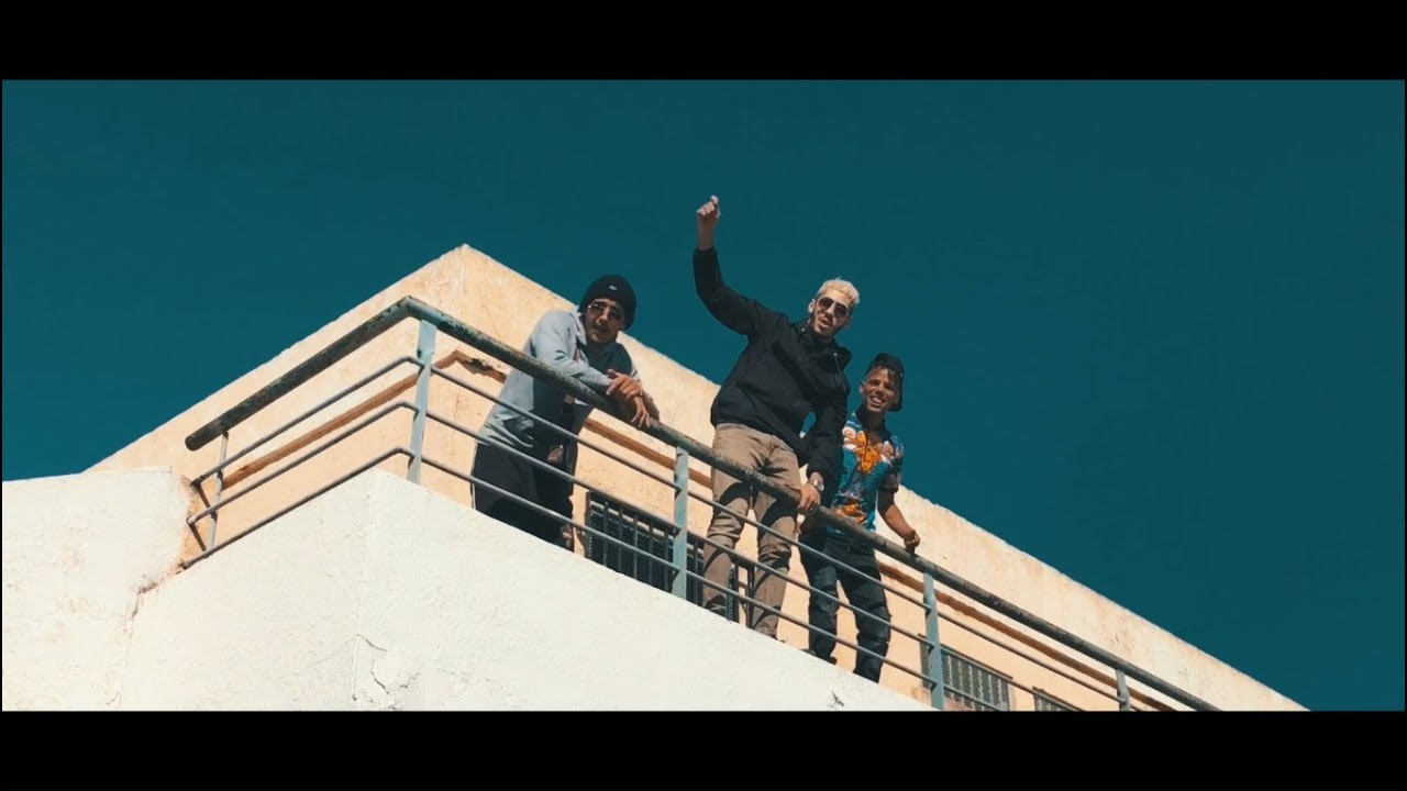 Islem-23 - KARKABU (clip officiel) ft. DAK, Cr23