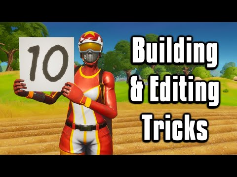 Ten Advanced Tips & Tricks You Didn't Know About! - Fortnite Battle Royale