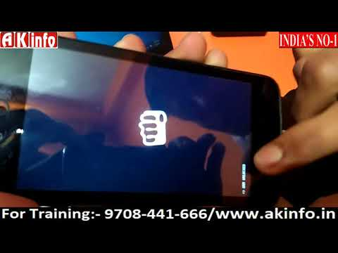 How to bootloader unlock and flash micromax aq4501by sp tool by Mr Rohit jha