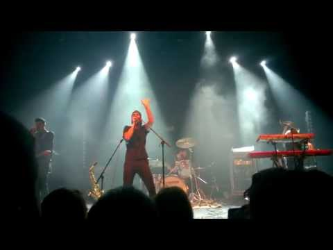 X Ambassadors - Free & Lonely - live (HQ) 1st song