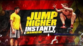 Jump Higher INSTANTLY (3inch MIN)