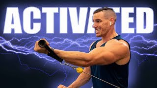 CHEST ACTIVATION WORKOUT | 86 Days Out