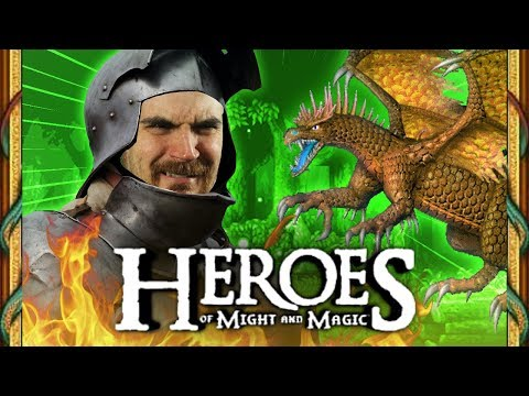Heroes Of Might & Magic III - Lewis & Ben Save The World - 5th February