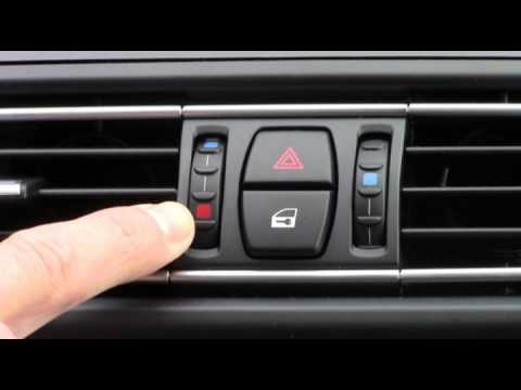 Bmw Air Conditioning Vent Control Youtube