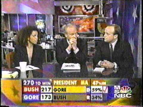 2000 Election Returns Nov. 7-8, 8 of 23: Florida Demographic, 10:17 p.m.