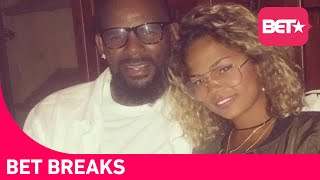 Why People Are Upset Over R. Kelly's 19-Year-Old Girlfriend