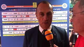 VIDEO: Michel Der Zakarian après MHSC 3-0 TFC
