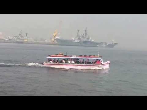 Welcome to Mumbai Ocean infront of Taj Mahal Hotel and The Gateway of INDIA