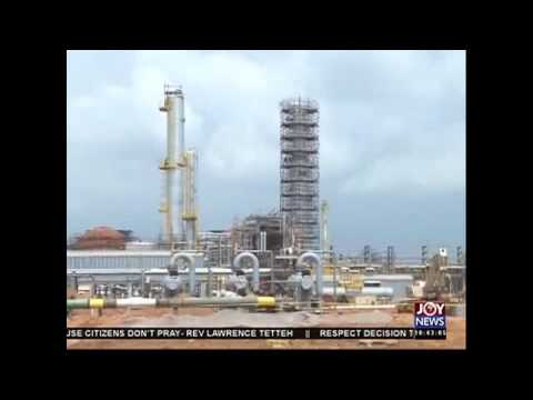 Power Barge - News Desk on Joy News (26-10-15)