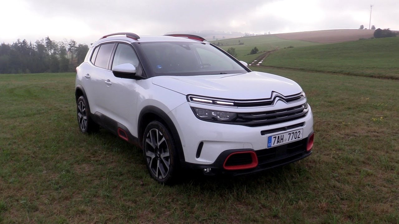 New 2020 Citroën C5 Aircross | SHINE | Detailed Walkaround ...