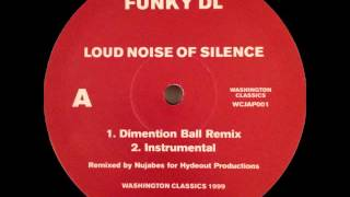 Nujabes / Funky DL - Loud Noise of Silence (Dimention Ball Remix) (Full Album)