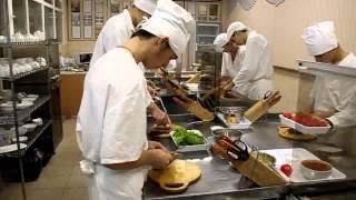 Учебная практика по профессии повар
