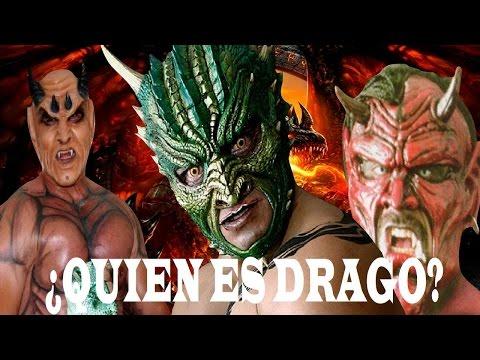 9 Luchadores que han utilizado el nombre de Drago