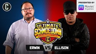 Singles Tournament! Ethan Erwin VS Chance Ellison - Movie Trivia Schmoedown