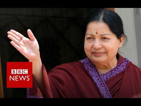 India's Jayaram Jayalalitha: From actress to politician - BBC News