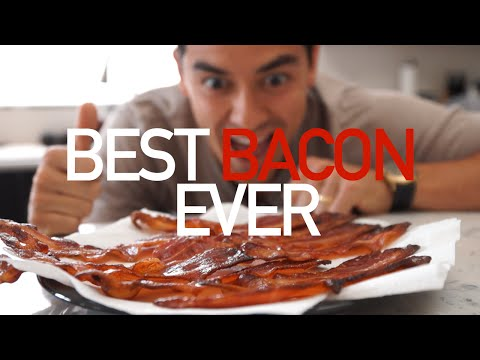 This Genius Trick Makes Cooking Bacon SO Much Easier