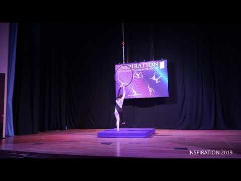 Косовська Ірина Inspiration Pole Dance Championship 2019