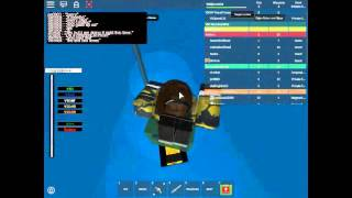 ROBLOX(VSO Main base)Boat guarding with jin